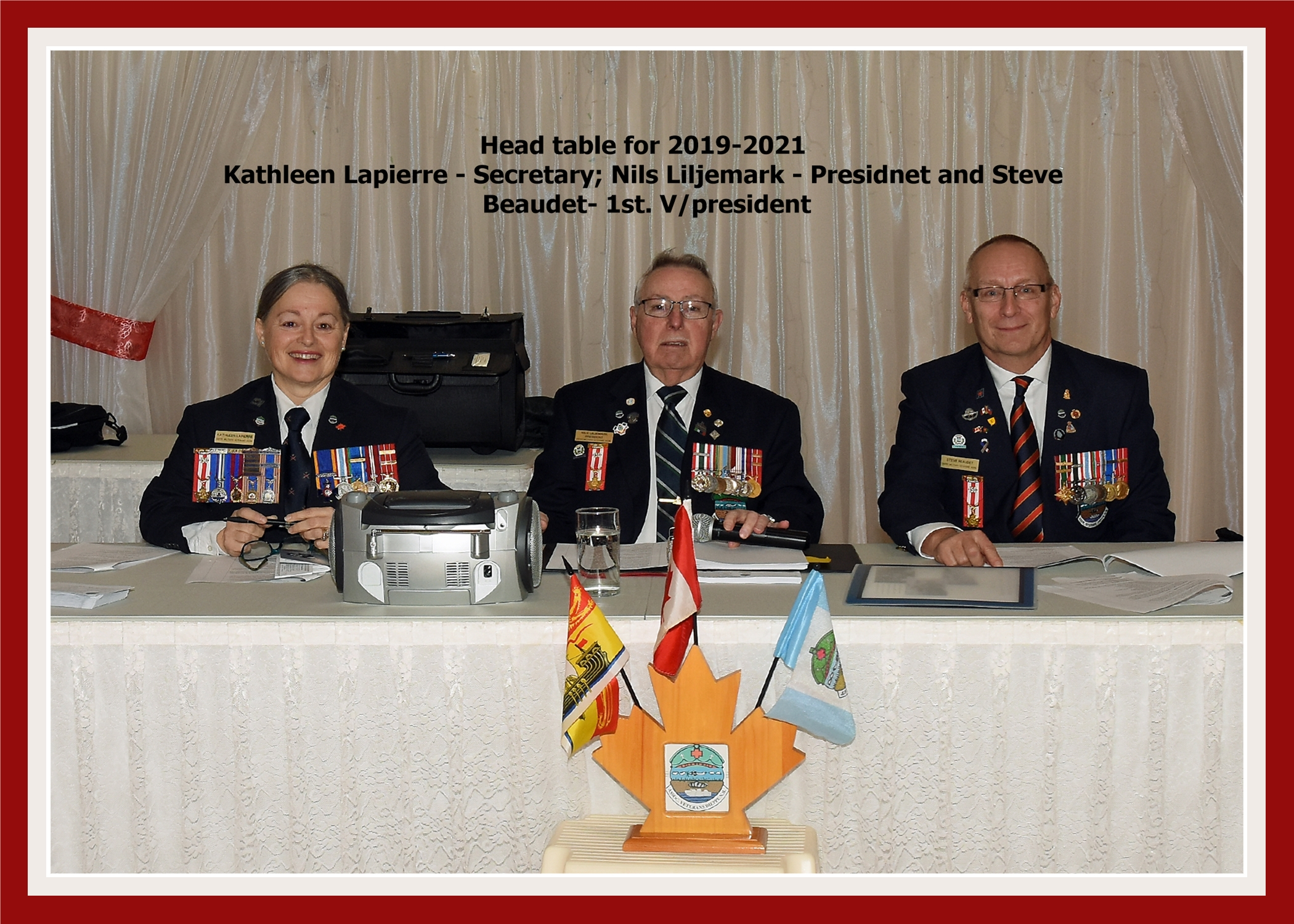 Dieppe Military Veterans' Association